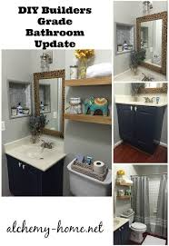 bathroom update ideas. Builders Grade Bathroom Update, Ideas, Home Improvement, Paint Colors, Tiling Update Ideas U