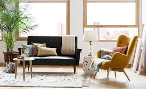 Yellow Chairs For Living Room Edreda3n Y Funda De Coja N Lino Tintado Zara Home Zara And Living