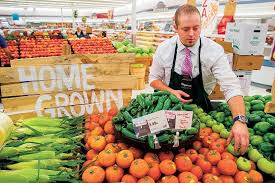 Produce Manager Food Hubs Satisfying Demand By Keeping Produce Local
