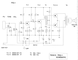 untitled document here is the schematic from an old ese guitarist magazine which shows all electrics not just the amp followed by some wiring photos