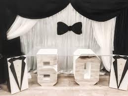 Black Tie Theme Bow Tie Theme Rent 4 Parties