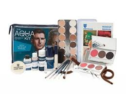 kryolan 3003 the aquacolor professional makeup kit 23 s new