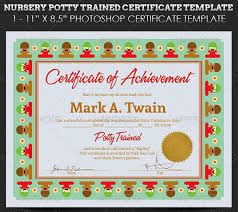 Cooking Certificate Template Amazing 48 Training Certificate Templates DOC PSD AI InDesign Free