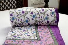 Indian Quilts Online India | Buy Razai Online | Jodhaa Home ... & ... Doubles Cotton Printed Quilt/ Razai - Jodhaa Home Furnishing Store  Mumbai, India ... Adamdwight.com