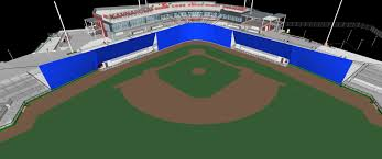 Kannapolis Intimidators Seating Chart Kannapolis Ballpark Netting Plans Unveiled Ballpark Digest