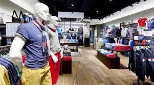 Interior Design For Menswear Fashion Clothing Store Interior Design Menswear Shop