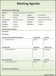level 10 meeting template meeting agenda template plc pinterest