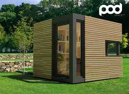 outdoor office pod. these popup modular pods can add a garden studio or offgrid escape just about anywhere and verandas outdoor office pod c