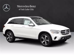 Elegant and versatile, the glc suv shines in any setting. New 2020 Mercedes Benz Glc Glc 300 Suv In Salt Lake City 1m0459 Mercedes Benz Of Salt Lake City