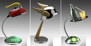 17 Wacky Vintage Lamp Designs