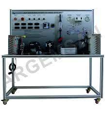 K-217 Hava-Su-Hava Kaynaklı Isı Pompası Eğitim Seti – Argemsan Eğitim  Teknolojileri