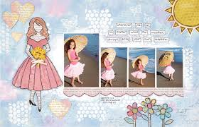 Download This Free Doll Collage Template Mixed Media Vol 2