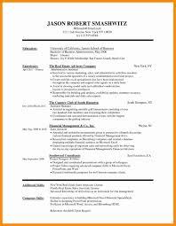 Resume Template For Word Elegant 5 Job Advertisement Template