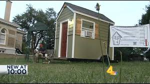 Small Picture Nashville pastor seeks donations for micro homes for homeless