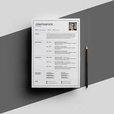 Resume Formats In Microsoft Word 15 Resume Templates For Microsoft Word Free Download