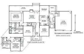 4 bed house plans bedroom house plans single story french small one 4 bedroom ranch house 4 bed house plans