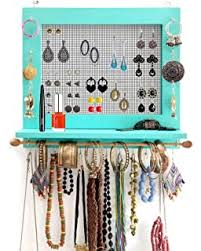 SRIWATANA <b>Jewelry</b> Armoire <b>Cabinet</b>, Solid <b>Wood Jewelry</b> ...