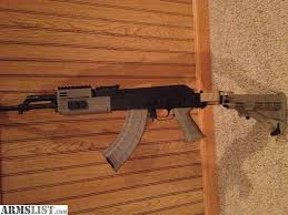 ARMSLIST For Sale AK 47 furniture in FDE