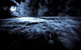 Dark Moon Wallpaper For HD Desktop