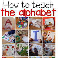 With the english alphabet you lay the most important foundation for learning the english language. How To Teach The Alphabet To Preschoolers