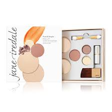 pure simple makeup kit
