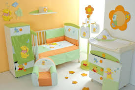green nursery furniture. Awesome The Pooh Baby Furniture Colorful Design Ideas Equipped With Green And Yellow Color Idea Winnie Nursery