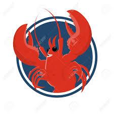 Funny Cartoon Lobster Royalty Free ...