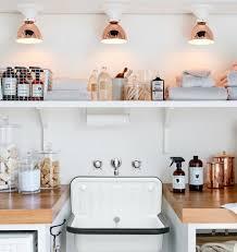 copper kitchen lighting. perfect kitchen rejuvenation copper flushmount lights in beautiful kitchen with kitchen lighting s