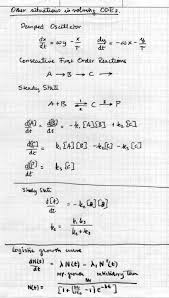now ewe introduce the first method of solving such equations the euler method the following graphic outlines the method of solution