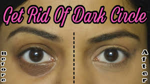 amazing trick how to cover dark under eye circles using orange lipstick