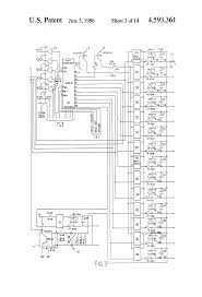 patent us4593361 vending machine control circuit google patents patent drawing