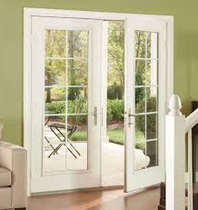 sliding glass patio doors french exterior outside door insul