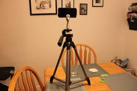 picture of diy iphone tripod mount easy and
