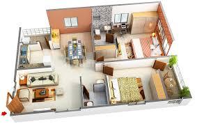 my home vihanga floor plan