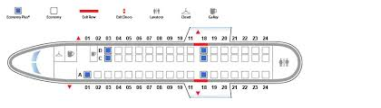 Aircraft Erj 145 Seating Chart The Best And Latest