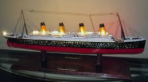 titanic model lighting kit