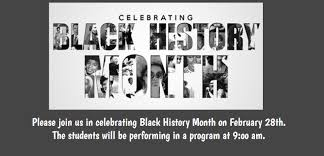 black history month project ideas