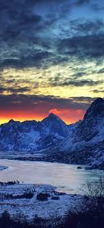 Iphone X Wallpaper Mountains