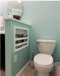 Built In Magazine Holder Artistic Bathroom Remodelaholic 100 Brilliant In Wall Storage Ideas 2