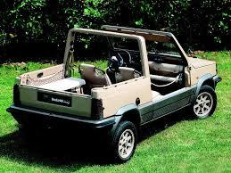 1980 Fiat Panda 4x4 Offroader/Strip (ItalDesign) - Studios