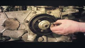 water pump remove and refit to the 200tdi discovery engine water pump remove and refit to the 200tdi discovery engine land rover toolbox videos