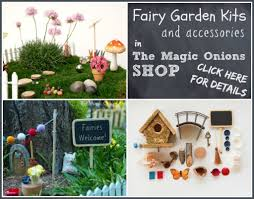 fairy garden accessory kits themagiconionscom