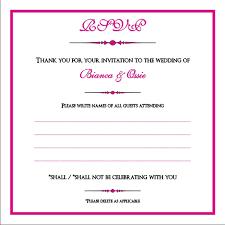 Response Cards For Weddings Brambles Wedding Stationery Rsvp Cards