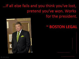Quote from Boston Legal | funny-wall.com