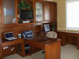 ... Desk Wall Units, Custom Built Office Cabinets Custom Home Office  Cabinetry Creative Designed Office Cabinet With ...