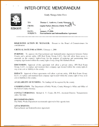 Example Of An Interoffice Memo Template Interoffice Memo Template Word Examples Of Memorandum 13