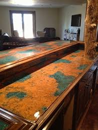 azul copper countertop sheets blog intended for hammered remodel 13