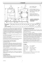 Back Boiler Design 1 General Glow Worm 56 2 Back Boiler User Manual Page 2 24