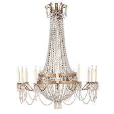 campaign chandelier