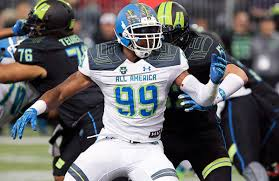 2015 National Signing Day: Byron Cowart to pick Florida or Auburn - Sports  Illustrated